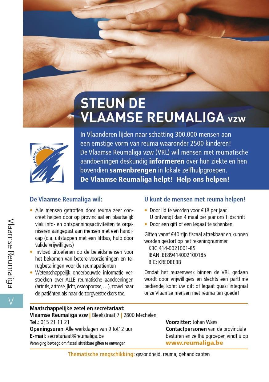 58 VlaamseReumaLiga
