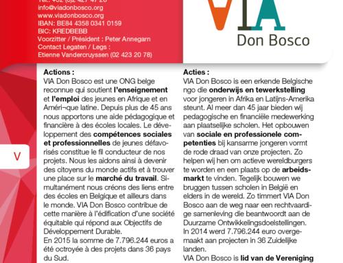 VIA Don Bosco