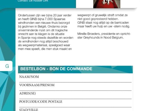 Greyhounds in Nood Belgium vzw
