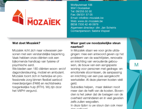 Dienstencentrum Mozaiek